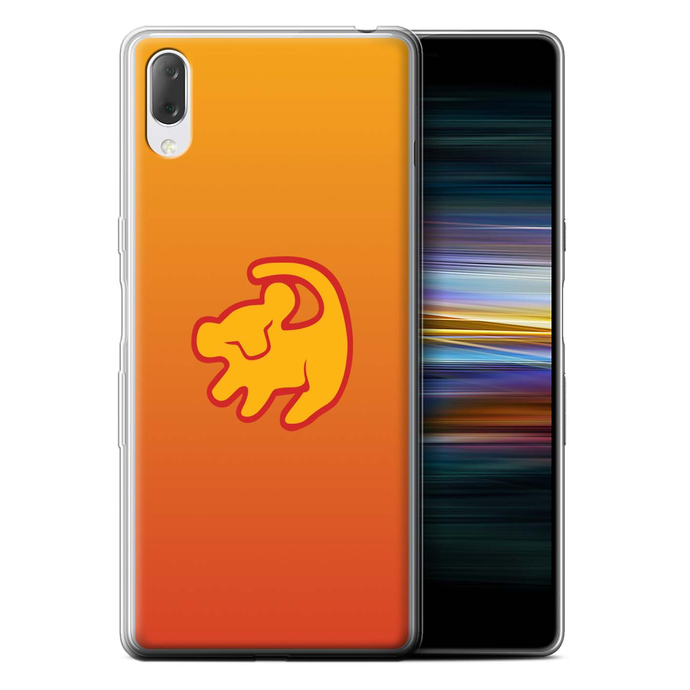 Gel-TPU-Case-for-Sony-Xperia-L3-2019-Cartoon-African-Animals thumbnail 9