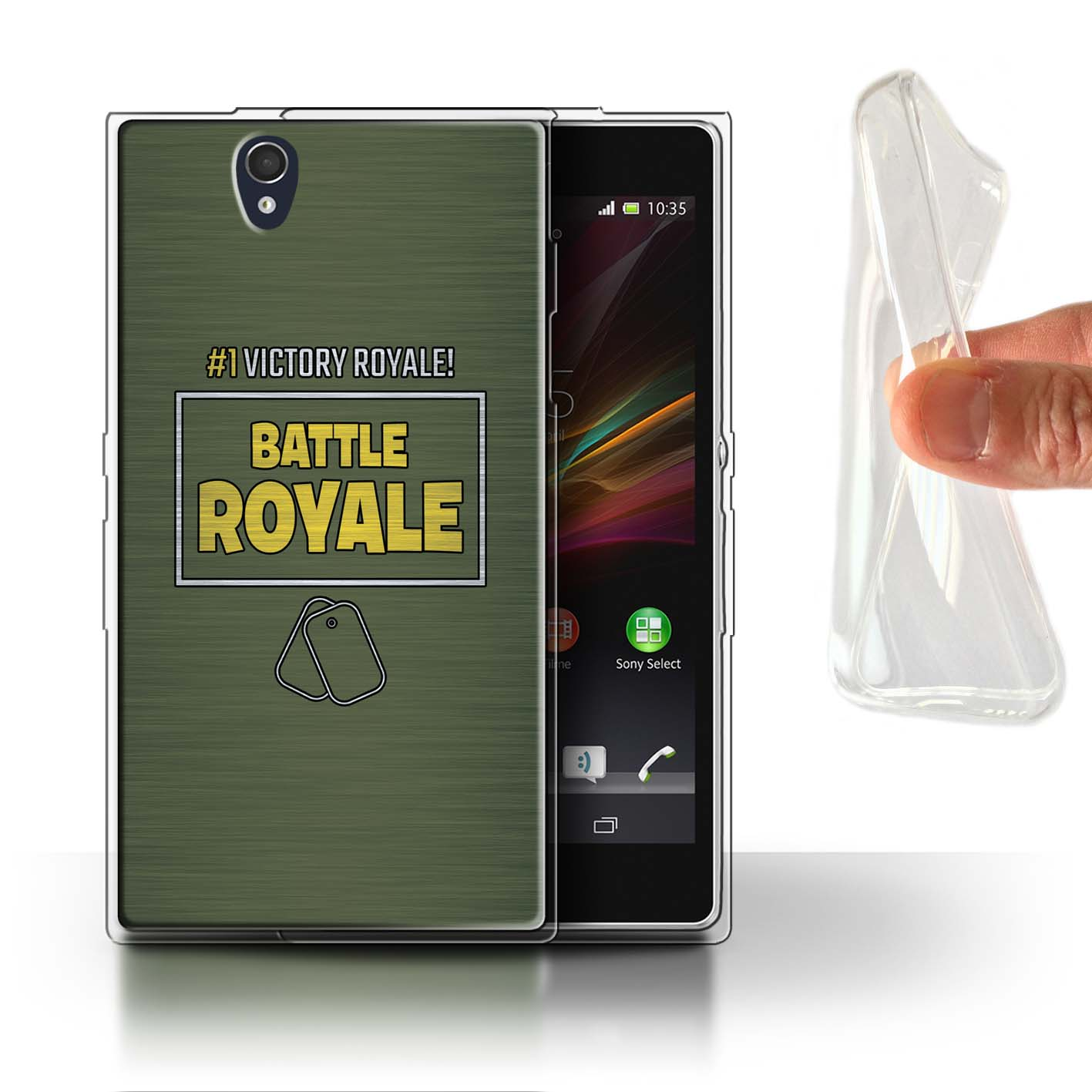 STUFF4-Gel-TPU-Phone-Case-for-Sony-Xperia-Z-FN-Battle-Royale