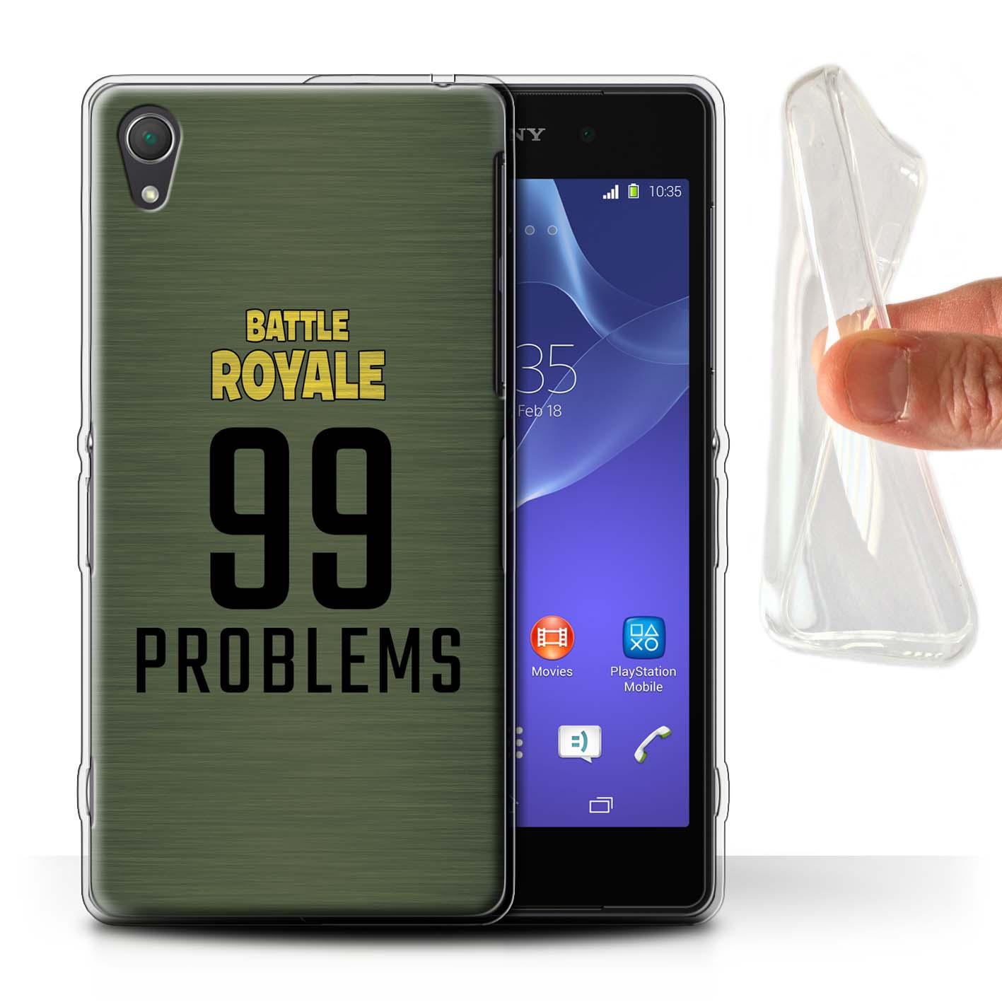STUFF4-Gel-TPU-Phone-Case-for-Sony-Xperia-Z2-FN-Battle-Royale