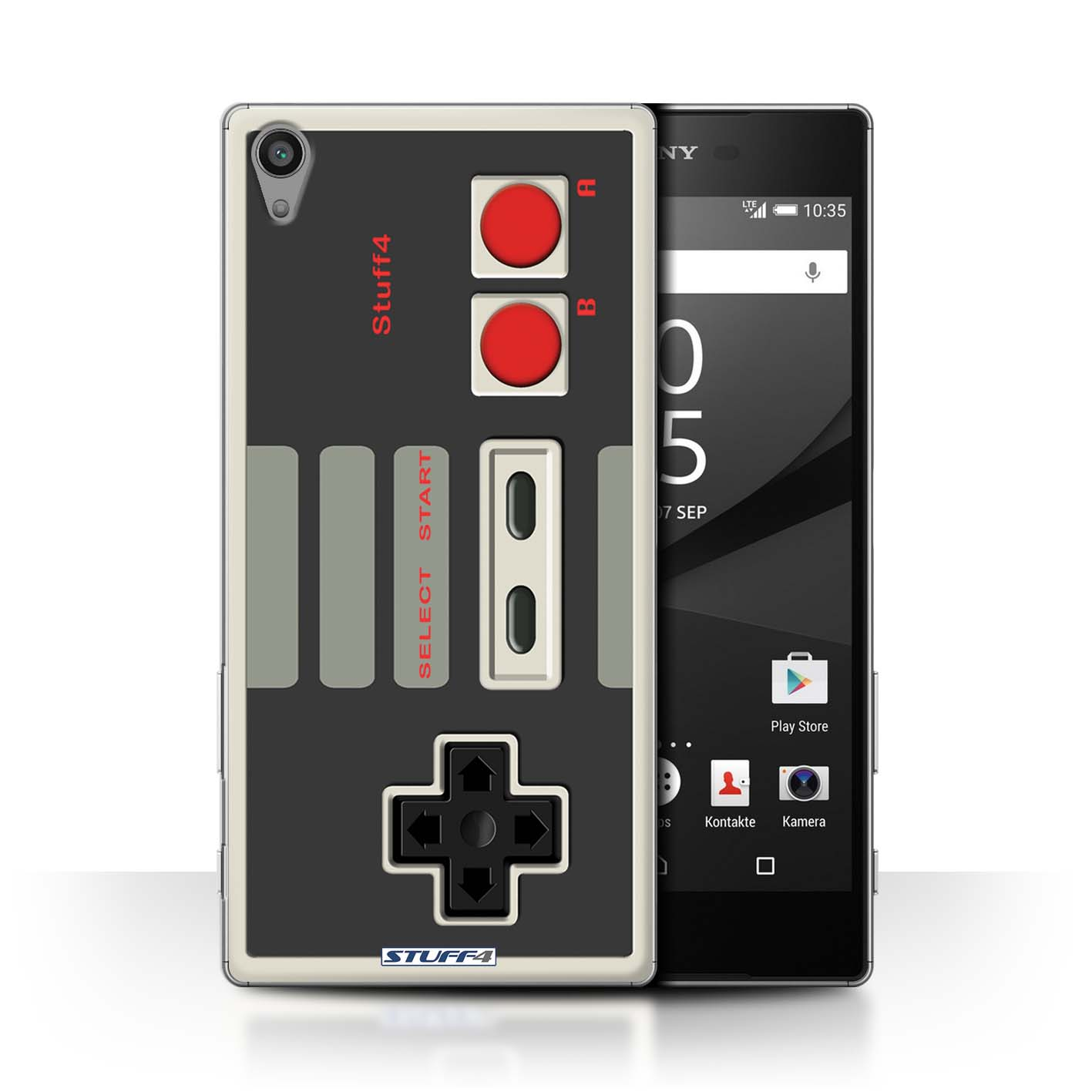 Nintendo Classic Games Console Design For Sony Xperia Z5 Premium 55 Miro St23i 4 Gb Click To Zoom